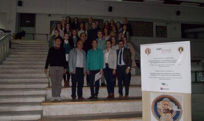 """Учество на Правниот факултет """"Јустинијан Први"""" во меѓународниот проект """"Реструктурирање на друштвата и правото на ЕУ"""""""